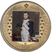 One Crown 'Napoleon the Legislator' – revers