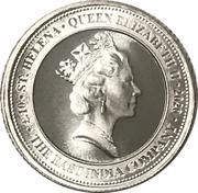 10 Pence - Elizabeth II (1/10 oz Spade Guinea Shield) – avers
