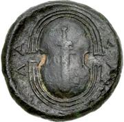 Bronze Æ15 (Salamis) – revers