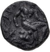 ⅓ Siglos - Evagoras I (Salamis) – avers