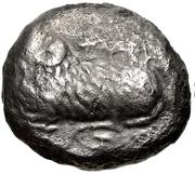 Siglos - Euelthon (Salamis) – avers