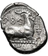 Siglos - Evagoras I (Salamis) – revers