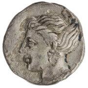 Didrachm - Pnytagoras (Salamis) – revers