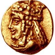 1/10 Stater - Nikokles (Salamis) – avers