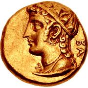 Stater - Nikokreon (Salamis) – revers