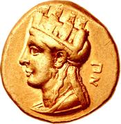 Stater - Pnytagoras (Salamis) – avers