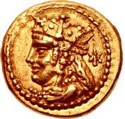 ⅓ Stater - Nikokles (Salamis) – avers