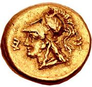 ⅓ Stater - Nikokles (Salamis) – revers