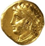 ⅓ Stater - Menelaos (Salamis) – revers