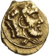 1/10 Stater - Euagoras I – avers