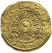 1 tarì Gisolf II – avers