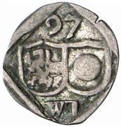 1 pfennig Wolf Dietrich von Raitenau – avers