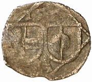 1 pfennig Michael von Kuenburg – avers