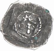 1 pfennig  Friedrich IV von Emmerberg – revers