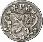 1 pfennig Paris von Lodron – avers