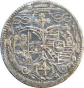 4 kreuzer Leopold Anton von Firmian -  avers