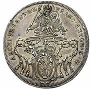 ¼ thaler Franz Anton von Harrach -  avers