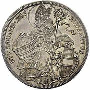 ¼ thaler Franz Anton von Harrach -  revers
