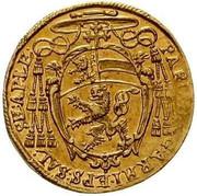 1 ducat Paris von Lodron -  avers