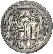 2 kreuzer Andreas Jakob von Dietrichstein -  avers