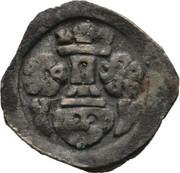 1 pfennig Wladislaus von Schlesien – avers