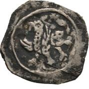 1 pfennig Wladislaus von Schlesien – revers