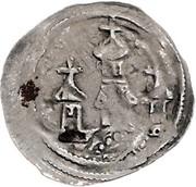 1 pfennig Adalbert III de Bohême – revers