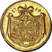1 ducat Sigismund von Schrattenbach -  avers