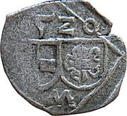 1 pfennig Matthäus Lang von Wellenburg – avers