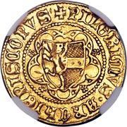 1 Goldgulden - Pilgrim II von Puchheim – avers