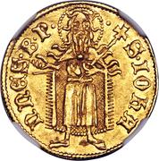 1 Goldgulden - Pilgrim II von Puchheim – revers