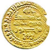 Dinar - Mansur I b. Nuh – revers
