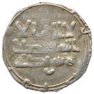 Dirham - Nasr II b. Ahmad (al-Shash mint) – avers