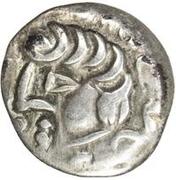 1 Obol (Antiochos imitation; Samarqand) -  avers