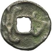 1 Cash - Wuzurg (Samarqand) – revers