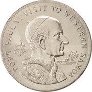 1 tala (Paul VI) – revers