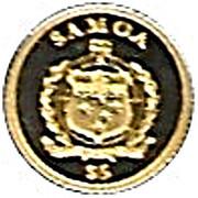 5 dollars (Ducat d'or de Venise) – avers