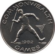 1 Tala (Commonwealth Games-Javelin Thrower) – revers