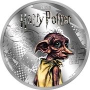½ Dollar(Dobby) – revers