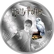 ½ Dollar(Harry Potter) – revers