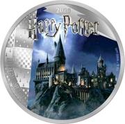 ½ Dollar(Hogwarts) – revers