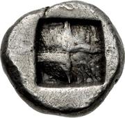 Obol (Samothrace) – revers