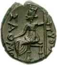 Bronze Æ16 (Samothrace) – revers