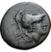 Bronze Æ20 (Samothrace) – avers