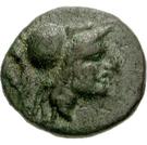 Bronze Æ12 (Samothrace) – avers