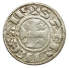 Denier - Guillaume III ou Louis Ier – revers