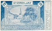 20 Heller (St. Georgen am Walde) -  avers