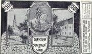 50 Heller (St. Georgen am Walde) -  avers