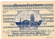10 Heller (St. Pölten; Firma Franz Pittner) – revers