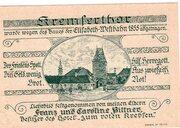 20 Heller (St. Pölten; Firma Franz Pittner) – revers